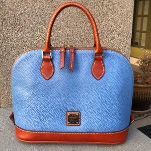 Dooney & Bourke zip zip satchel